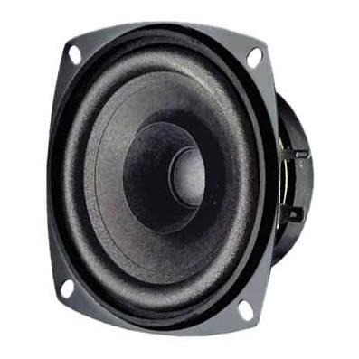 Динамик широкополосный Visaton FR 10/4 (1 шт.) влагостойкая встраиваемая акустика visaton fr 10 wp 4 white 1 шт