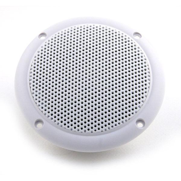 Влагостойкая встраиваемая акустика Visaton FR 10 WP/4 White (1 шт.) visaton wb 16 white 1 шт
