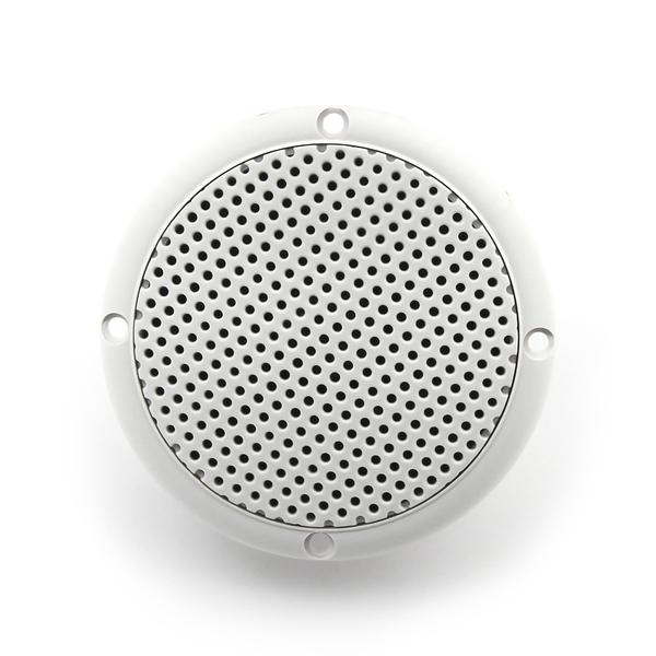Влагостойкая встраиваемая акустика Visaton FR 8 WP/8 White (1 шт.) v neck lace up ribbed jumper