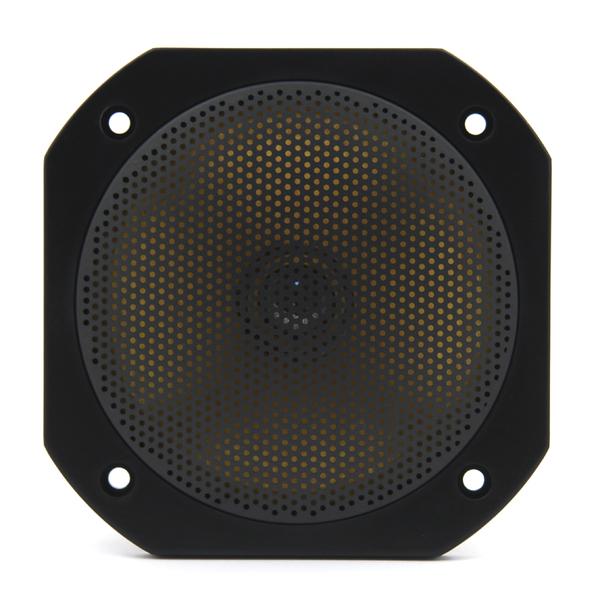 Влагостойкая встраиваемая акустика Visaton FRS 10 WP/8 Black (1 шт.) герметичная чашка foris frs pjb01
