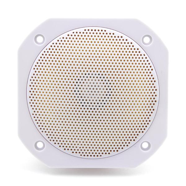 Влагостойкая встраиваемая акустика Visaton FRS 10 WP/8 White (1 шт.) герметичная чашка foris frs pjb01