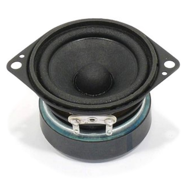 Динамик широкополосный Visaton FRS 5XTS/8 (1 шт.) влагостойкая встраиваемая акустика visaton frs 10 wp 8 black 1 шт