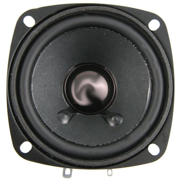 Динамик широкополосный Visaton FRS 8 M/8 (1 шт.) влагостойкая встраиваемая акустика visaton frs 10 wp 8 black 1 шт