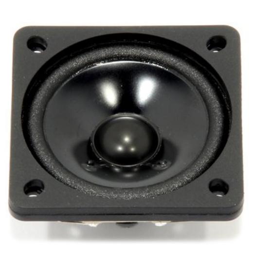 Динамик широкополосный Visaton SL 70 NDV/4 (1 шт.) влагостойкая встраиваемая акустика visaton fr 8 wp 4 black 1 шт