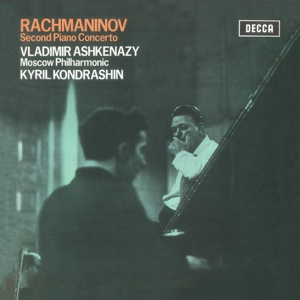 Rachmaninov RachmaninovVladimir Ashkenazy - : Piano Concerto No.2 In C Minor concerto pour piano cd