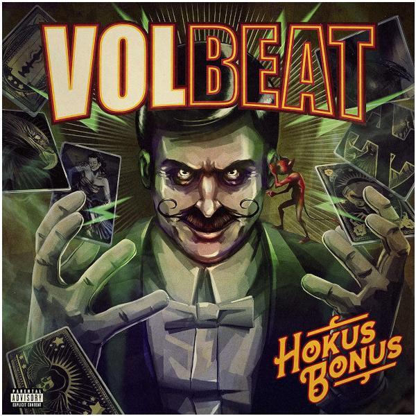Volbeat - Hokus Bonus (limited, Colour)