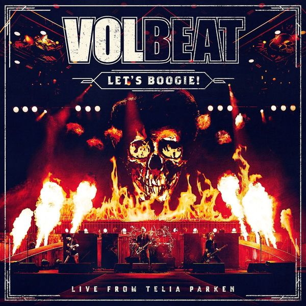 Volbeat Volbeat - Let's Boogie! (3 LP) mesa boogie clearlink™ send output buffer balanced line driver