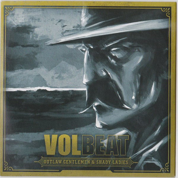 Volbeat Volbeat - Outlaw Gentlemen Shady Ladies (2 LP) volbeat volbeat live from beyond hell above heaven 3 lp