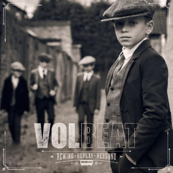 Volbeat - Rewind, Replay, Rebound (2 LP)