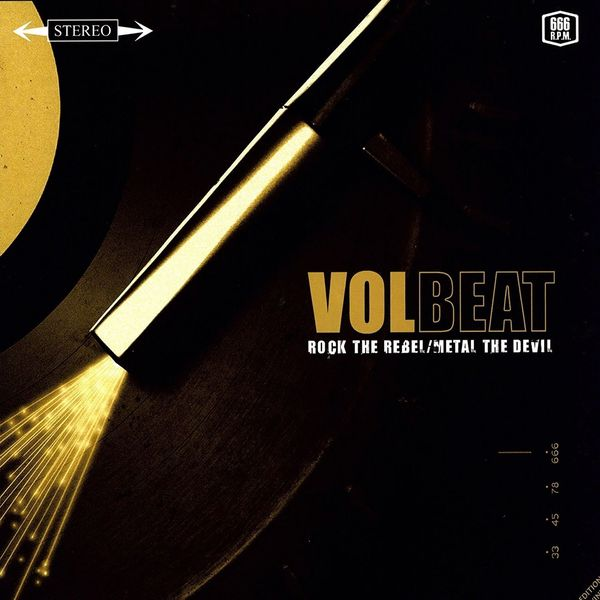 Volbeat Volbeat - Rock The Rebel / Metal The Devil volbeat volbeat live from beyond hell above heaven 3 lp