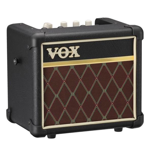 Гитарный комбоусилитель VOX MINI3-G2 Classic Black гитарный комбоусилитель roland blues cube stage