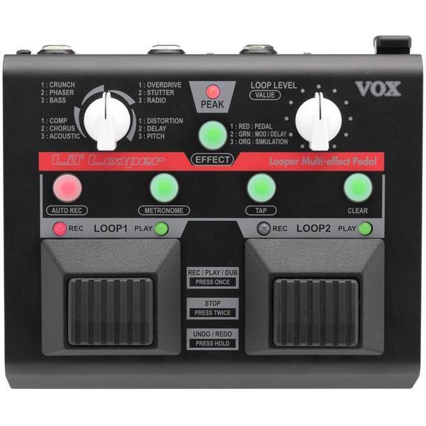 Гитарный процессор VOX Lil Looper VLL-1
