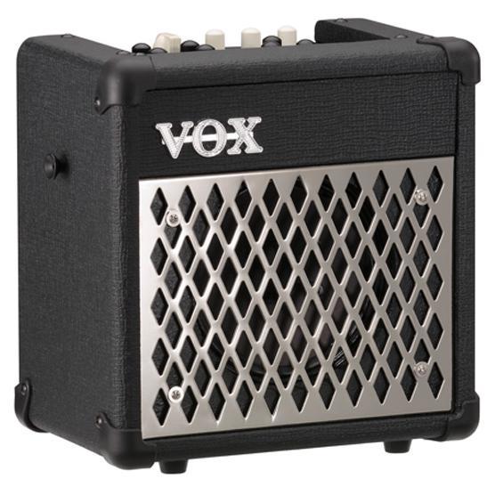 Гитарный комбоусилитель VOX MINI5 Rhythm Black