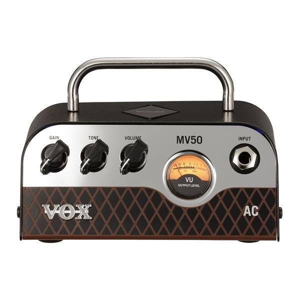 Гитарный комбоусилитель VOX MV50-AC гитарный комбоусилитель roland blues cube stage