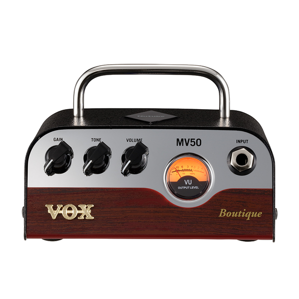 Гитарный усилитель VOX MV50-BQ vox ac30ch guitar amplifier head