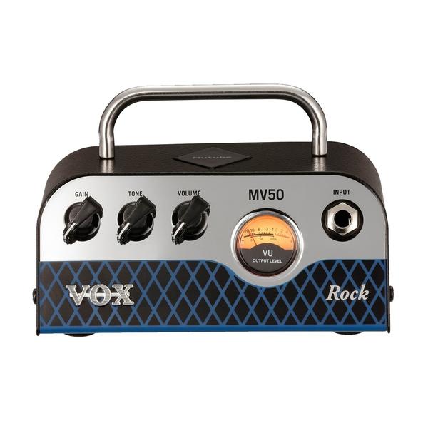 Гитарный усилитель VOX MV50-CR усилитель мощности 850 2000 вт 4 ом behringer europower ep4000