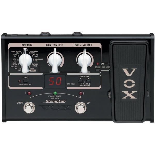 Гитарный процессор VOX