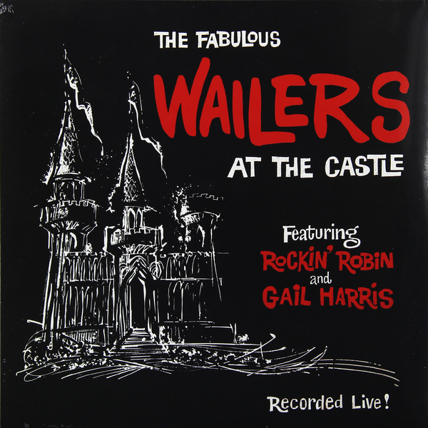 Fabulous Wailers Fabulous Wailers - At The Castle bryan adams live at slane castle
