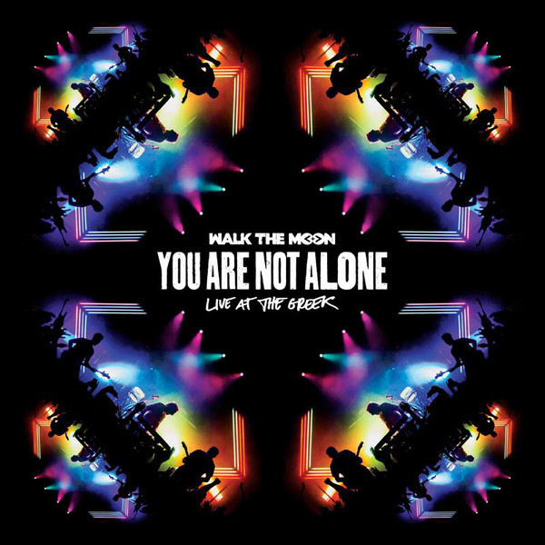 Walk The Moon Walk The Moon - You Are Not Alone: Live At The Greek (2 LP) 295 183x1200