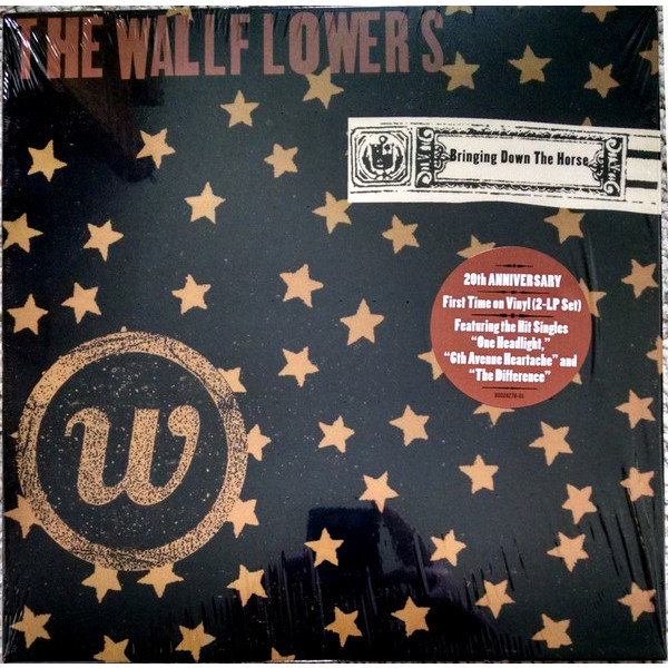 Wallflowers Wallflowers - Bringing Down The Horse (2 LP) genesis – the lamb lies down on broadway 2 lp