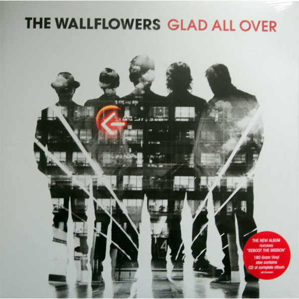Wallflowers Wallflowers - Glad All Over (lp+cd)