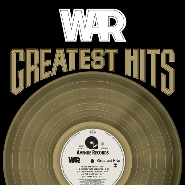 WAR WAR - Greatest Hits (limited, Colour)