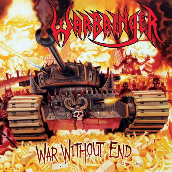Warbringer Warbringer - War Without End (lp 180 Gr + Cd)