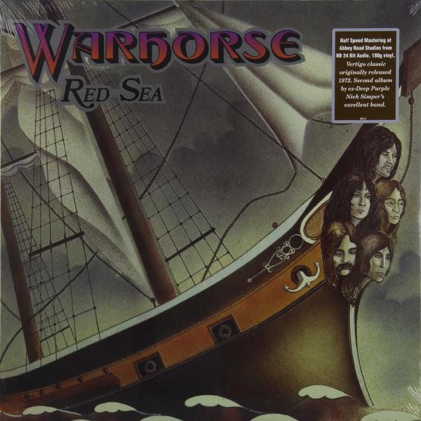 Warhorse Warhorse - Red Sea storm 47272 pk