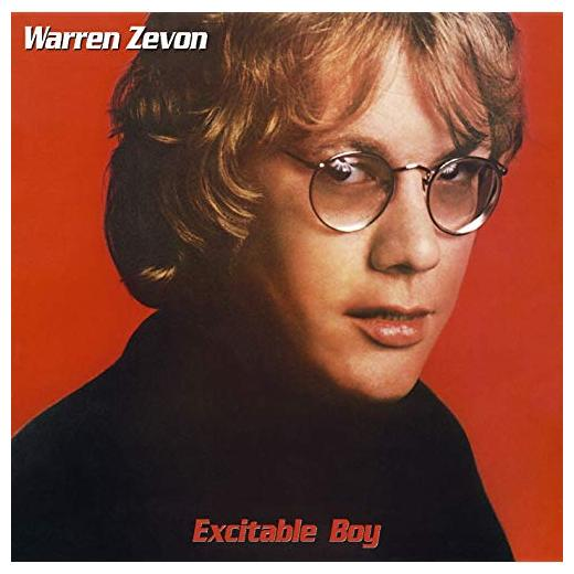 Warren Zevon - Excitable Boy (colour)