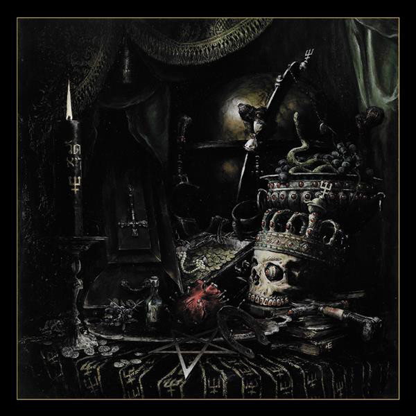 Watain Watain - The Wild Hunt (2 Lp, 180 Gr) rebekka bakken rebekka bakken most personal 2 lp