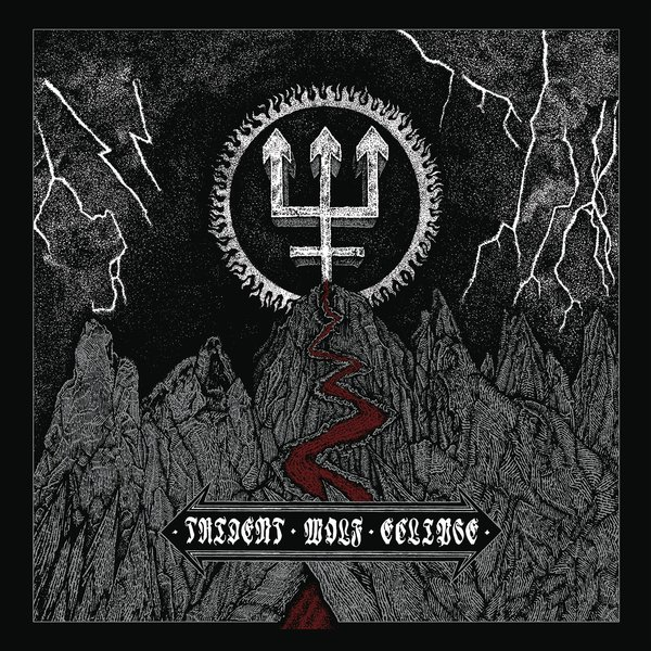 Watain Watain - Trident Wolf Eclipse (180 Gr) main hunter trident mh79