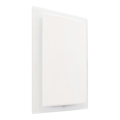 Встраиваемая акустика Waterfall Hurricane In Wall Glass White (1 шт.) встраиваемая акустика waterfall hurricane in wall glass black 1 шт