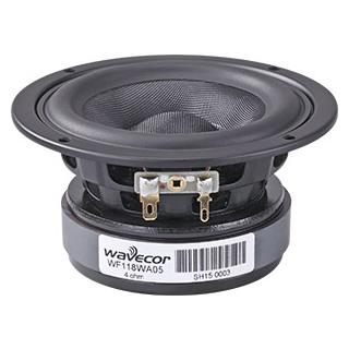 Динамик СЧ/НЧ Wavecor WF118WA05-01 (1 шт.) динамик сч нч jpw wfrindm13nh 4 1 шт