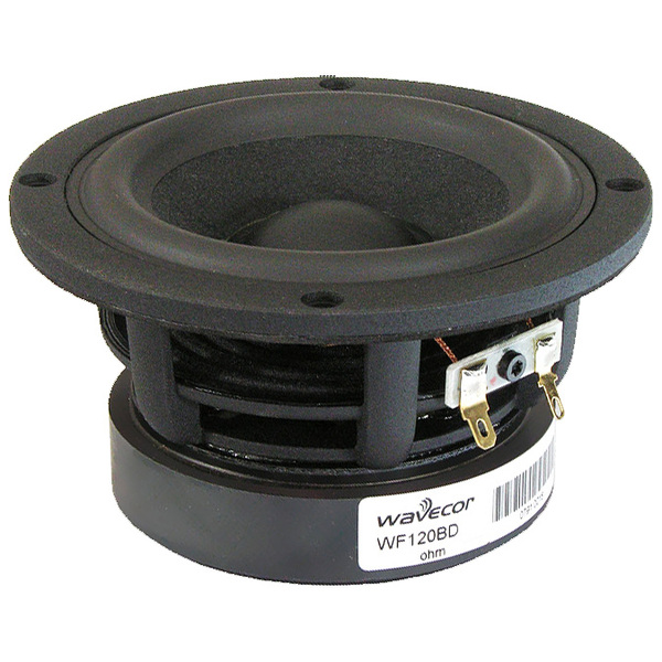 Динамик СЧ/НЧ Wavecor WF120BD06-01 (1 шт.) wavecor sw118wa02 01 1 шт