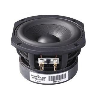 Динамик СЧ/НЧ Wavecor WF120BD07-01 (1 шт.) динамик сч нч wavecor wf152bd06 01 1 шт