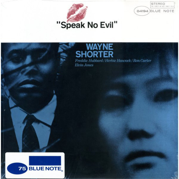 Wayne Shorter Wayne Shorter - Speak No Evil [readstar] speak recognition voice recognition module v3 1