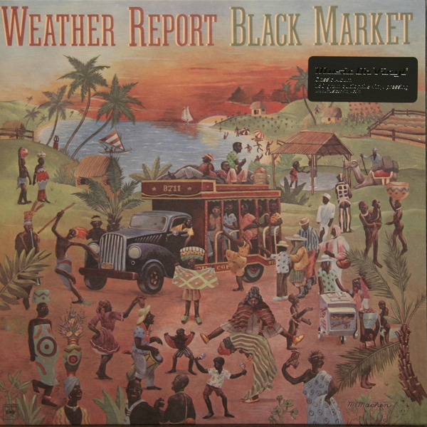 Weather Report - Black Market (180 Gr)