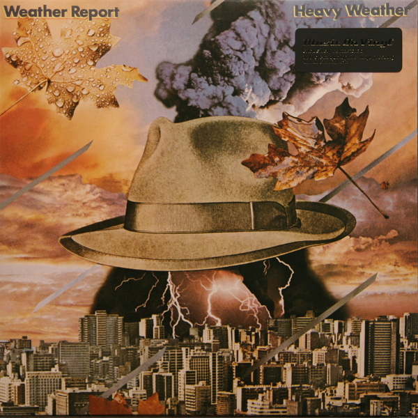 Weather Report Weather Report - Heavy Weather (180 Gr) weather report live in berlin 1975 cd dvd