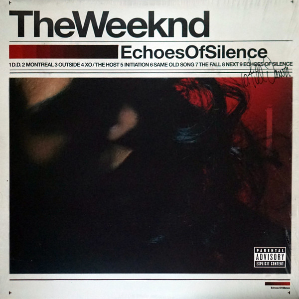 Weeknd Weeknd - Echoes Of Silence (2 LP) the weeknd the weeknd thursday 2 lp