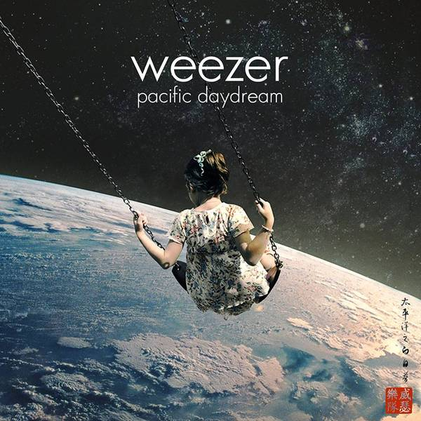 Weezer Weezer - Pacific Daydream автокресло gb idan daydream