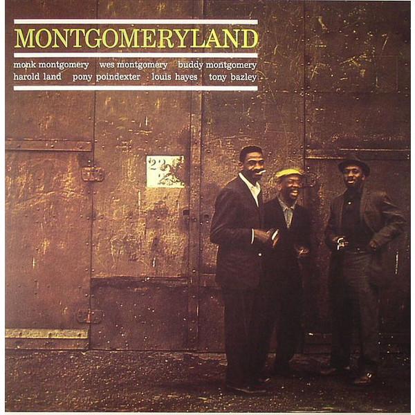 Wes Montgomery Wes Montgomery - Montgomeryland уэс монтгомери wes montgomery bumpin lp