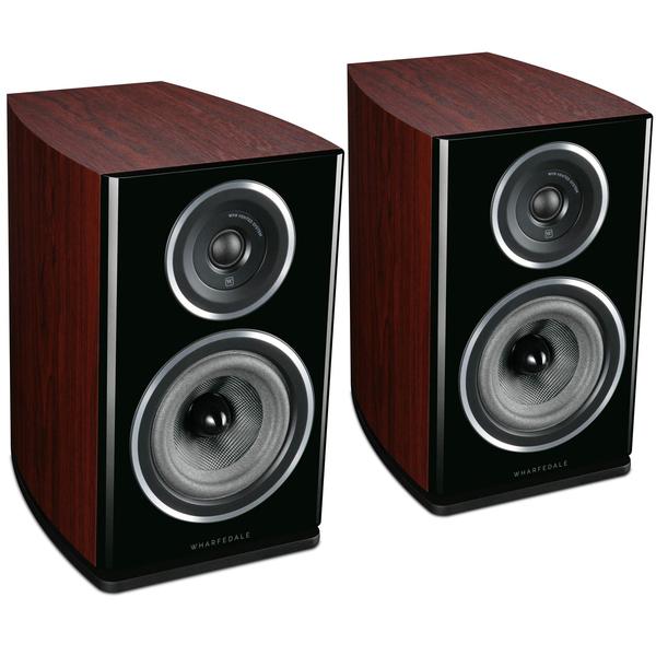 Полочная акустика Wharfedale Diamond 11.2 Rosewood полочная акустика wharfedale denton mahogany