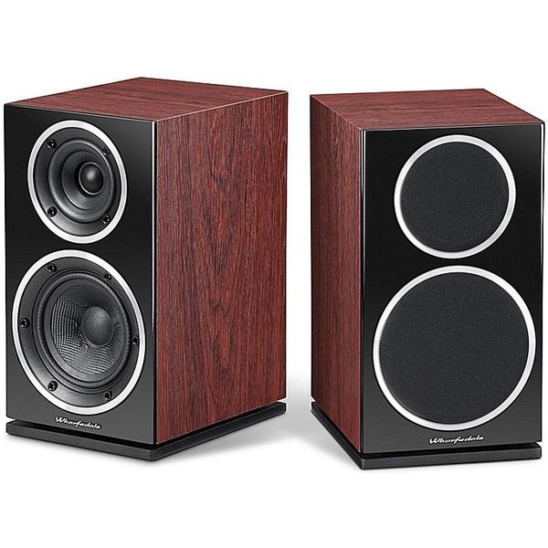 Полочная акустика Wharfedale Diamond 225 Rosewood полочная акустика wharfedale denton mahogany