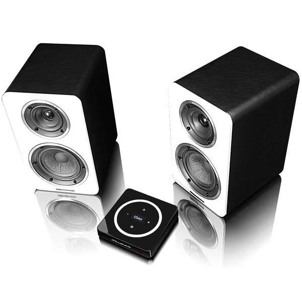 Беспроводная Hi-Fi акустика Wharfedale Diamond A1 System White радиотелефон gigaset a120 white