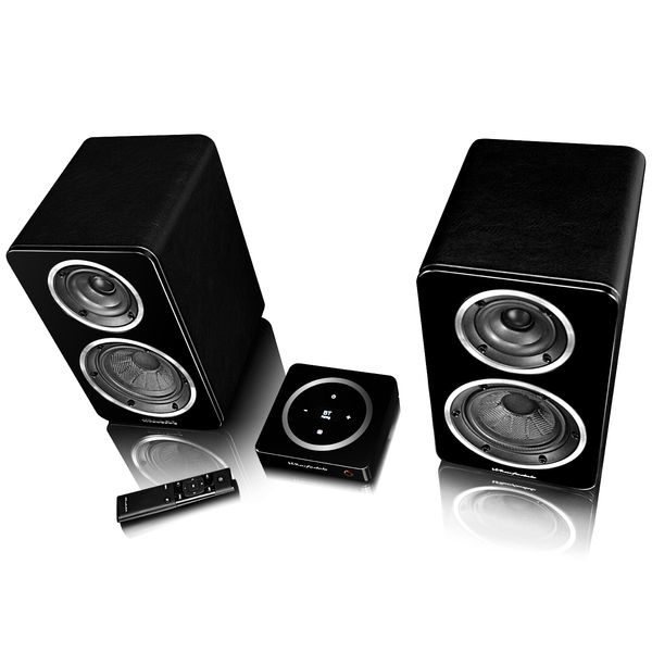 Беспроводная Hi-Fi акустика Wharfedale Diamond A1 System Black карабин black diamond black diamond rocklock twistlock