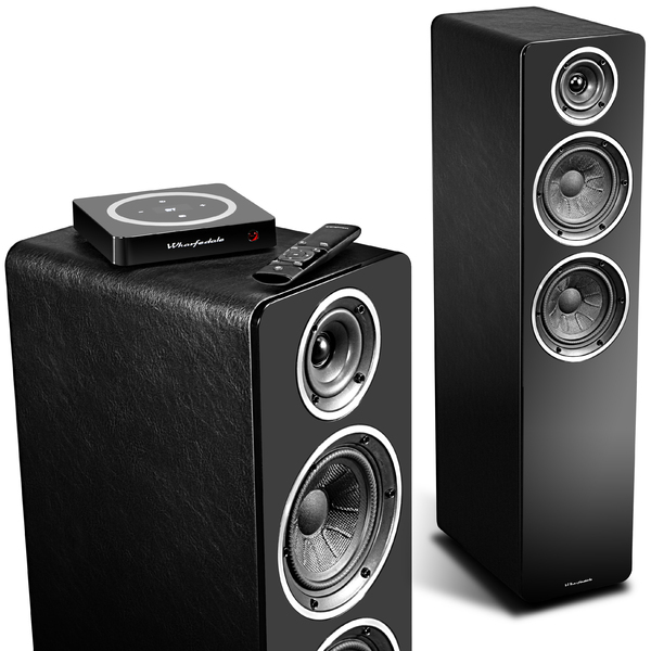 Беспроводная Hi-Fi акустика Wharfedale Diamond A2 System Black карабин black diamond black diamond rocklock twistlock