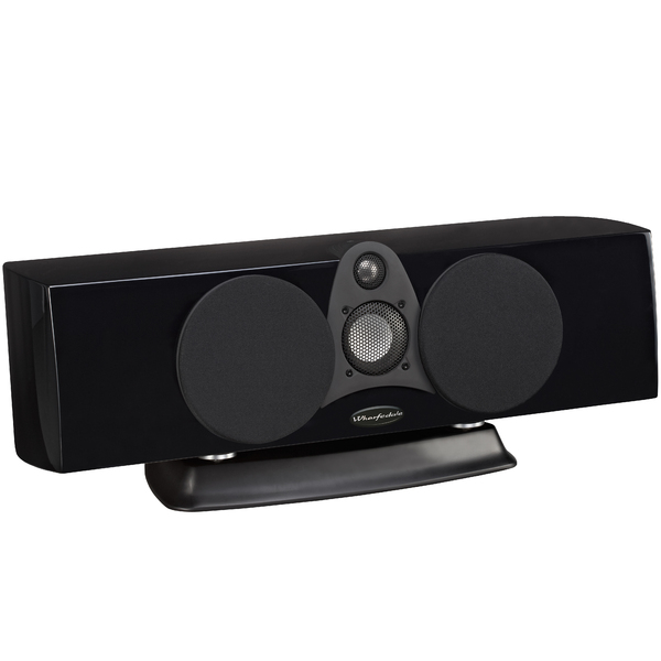 Центральный громкоговоритель Wharfedale Jade C1 Black Piano акустика центрального канала vienna acoustics theatro piano black