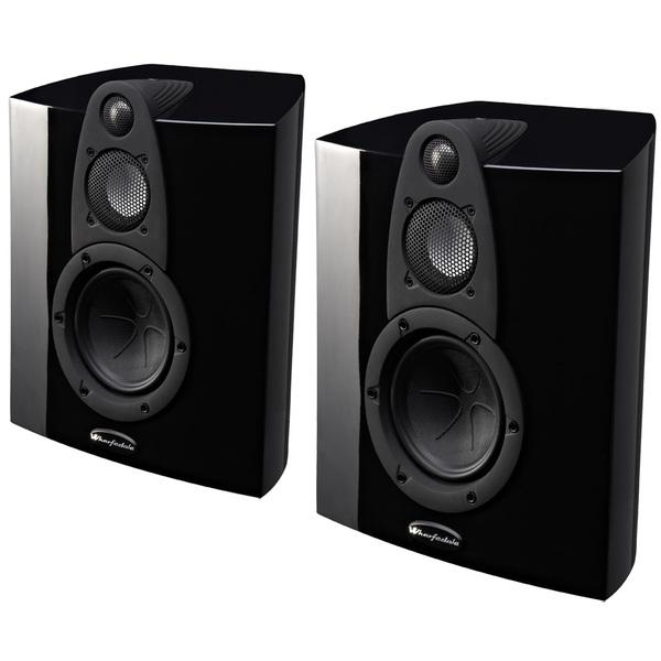 Специальная тыловая акустика Wharfedale Jade SR Black Piano саундбар wharfedale vista 150 black