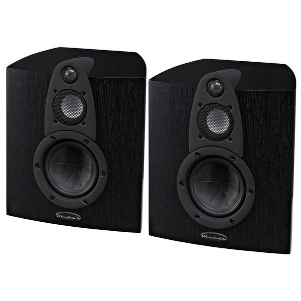 Специальная тыловая акустика Wharfedale Jade SR Black Oak wharfedale c250