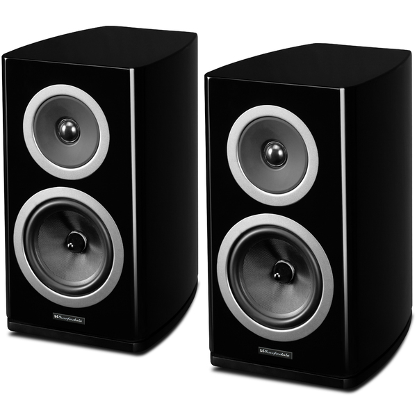 Полочная акустика Wharfedale Reva 2 Black Piano акустическая система центрального канала heco music style center 2 black black